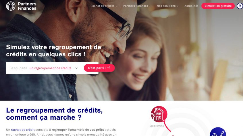 rachat de crédit partners finance
